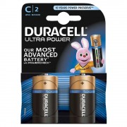 pile duracell alcaline ultra power baby c blister de 2 lr14. Black Bedroom Furniture Sets. Home Design Ideas